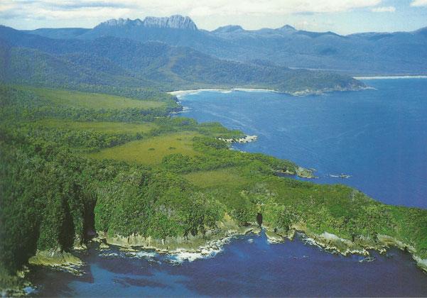 Deadman's Bay Southwest Tasmania